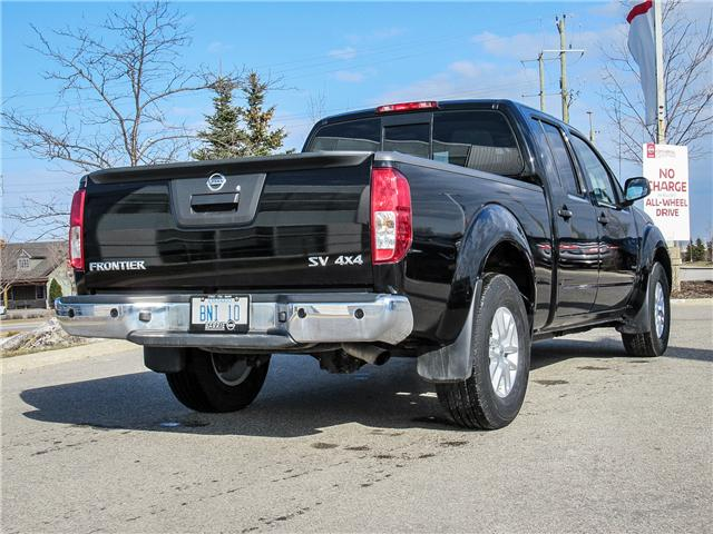 2018 Nissan Frontier SV (Stk: 18029) in Barrie - Image 5 of 24