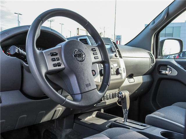 2018 Nissan Frontier SV (Stk: 18029) in Barrie - Image 10 of 24