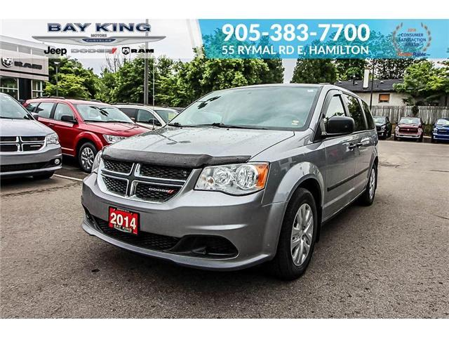 2014 Dodge Grand Caravan SE/SXT (Stk: 6540A) in Hamilton - Image 1 of 18
