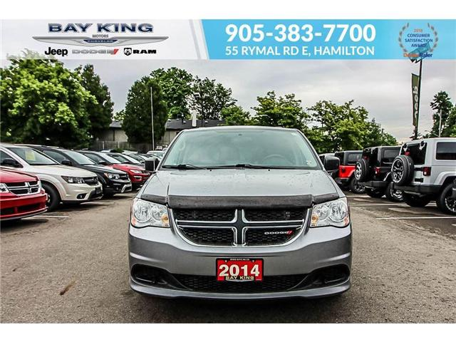 2014 Dodge Grand Caravan SE/SXT (Stk: 6540A) in Hamilton - Image 2 of 18