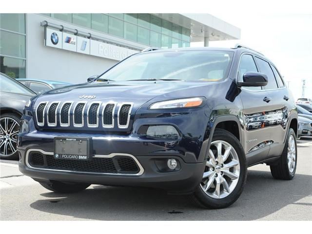 2015 Jeep Cherokee Limited (Stk: P662397A) in Brampton - Image 1 of 12
