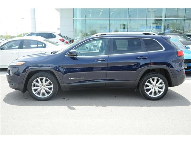 2015 Jeep Cherokee Limited (Stk: P662397A) in Brampton - Image 2 of 12