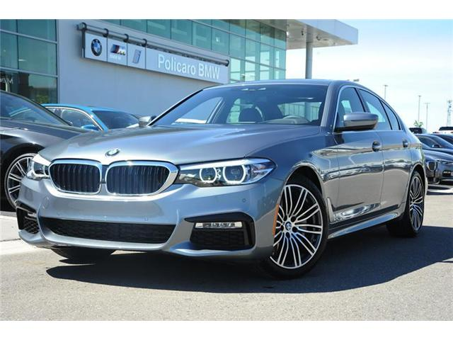 2018 BMW 540i xDrive (Stk: 8D52952) in Brampton - Image 1 of 12