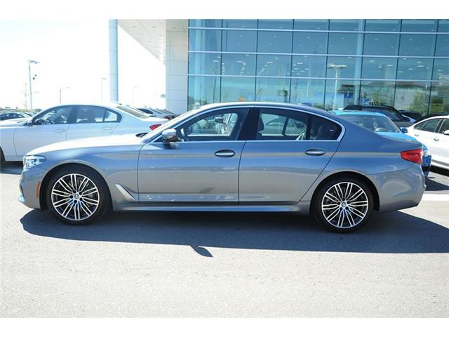2018 BMW 540i xDrive (Stk: 8D52952) in Brampton - Image 2 of 12