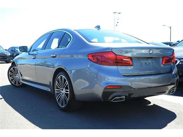 2018 BMW 540i xDrive xDrive Sedan at $71171 for sale in ...