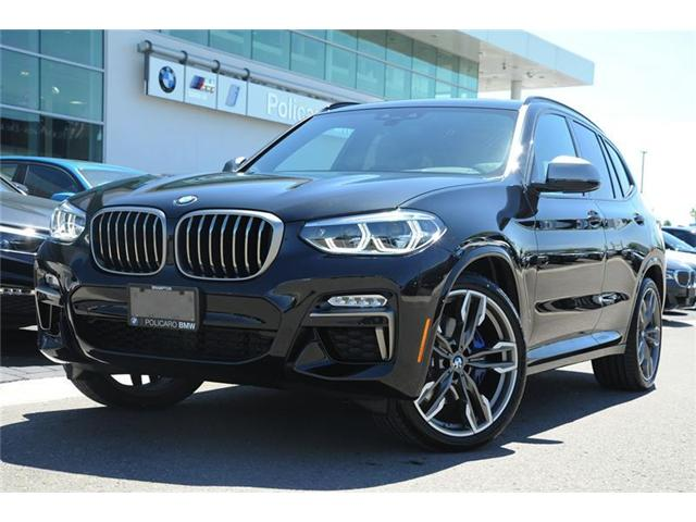 2018 BMW X3 M40i (Stk: 8Z00061) in Brampton - Image 1 of 15