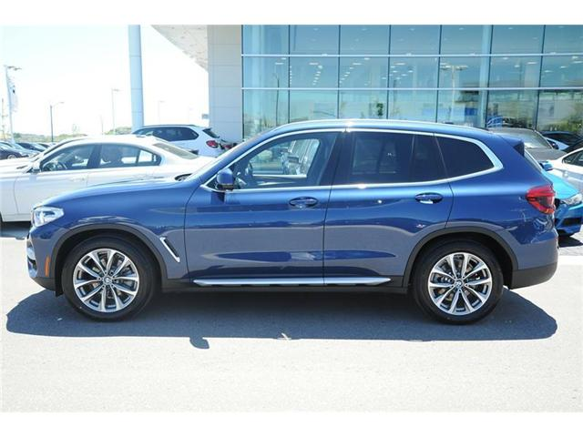 2018 BMW X3 xDrive30i (Stk: 8D71571) in Brampton - Image 2 of 12