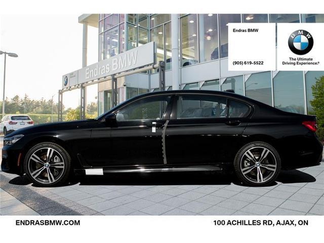 2019 BMW 750  (Stk: 70209) in Ajax - Image 3 of 22