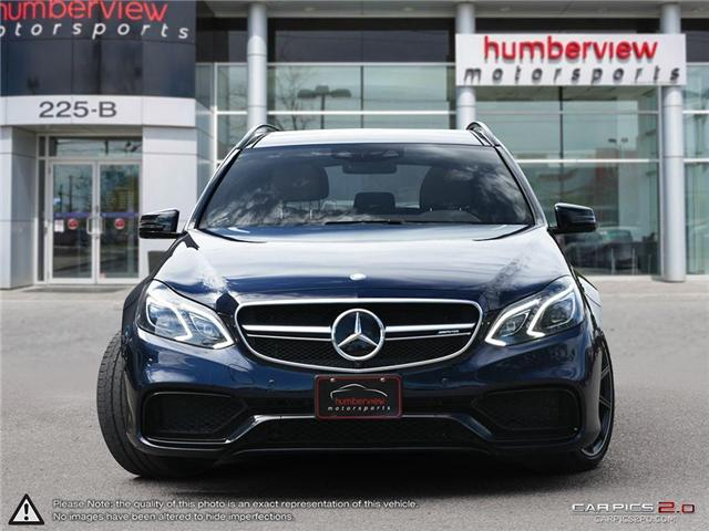 2016 Mercedes-Benz AMG E S-Model (Stk: 18HMS374) in Mississauga - Image 2 of 27