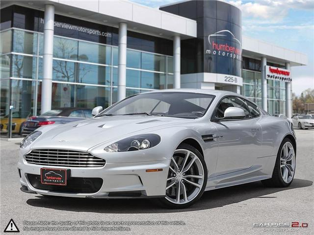 2011 Aston Martin DBS | RWD | LOW MILEAGE | 510 hp @ 6500 rpm (Stk: 18HMS491) in Mississauga - Image 1 of 27