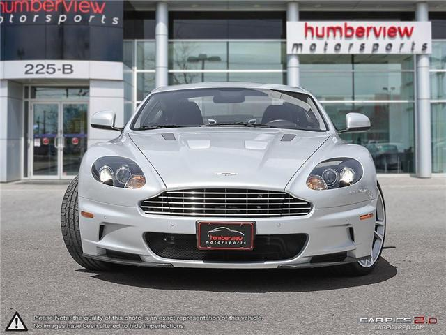 2011 Aston Martin DBS | RWD | LOW MILEAGE | 510 hp @ 6500 rpm (Stk: 18HMS491) in Mississauga - Image 2 of 27
