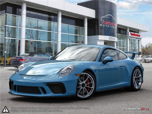 2018 Porsche 911 GT3 (Stk: 18MSX390) in Mississauga - Image 1 of 28