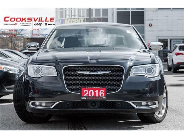 2016 Chrysler 300C Base (Stk: 7590PR) in Mississauga - Image 2 of 20
