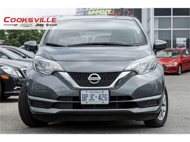 2017 Nissan Versa Note 1.6 SV (Stk: 7682PR) in Mississauga - Image 2 of 20