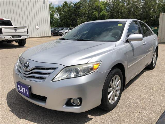 2011 Toyota Camry  (Stk: HD18013A) in Woodstock - Image 1 of 13