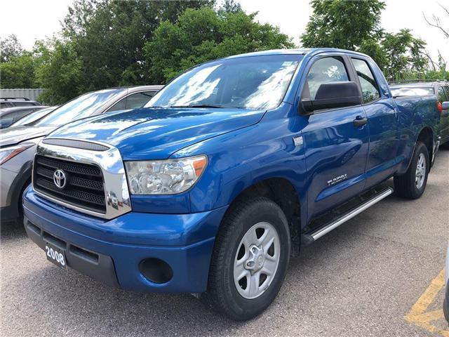 2008 Toyota Tundra 4x2 Dbl Cab 4.7 V8 SR5 Std 5A (Stk: HD17105A) in Woodstock - Image 1 of 13