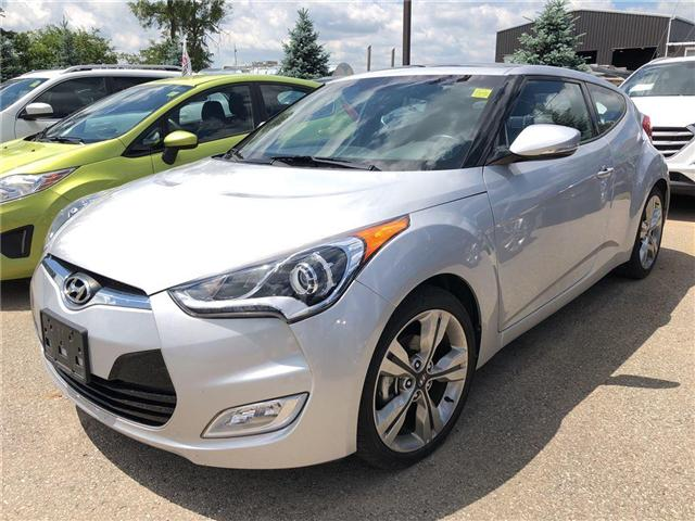 2016 Hyundai Veloster  (Stk: HD16158) in Woodstock - Image 2 of 11