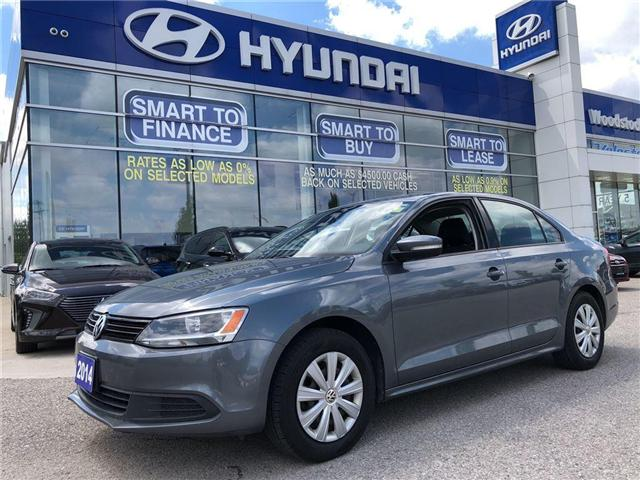 2014 Volkswagen Jetta  (Stk: TN17170A) in Woodstock - Image 1 of 28