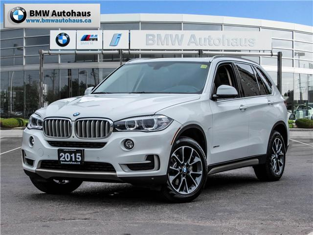 2015 BMW X5 xDrive35i (Stk: P8283) in Thornhill - Image 1 of 28