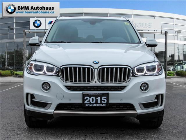 2015 BMW X5 xDrive35i (Stk: P8283) in Thornhill - Image 2 of 28