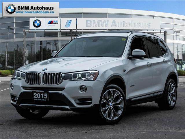 2015 BMW X3 xDrive28i (Stk: P8325) in Thornhill - Image 1 of 31