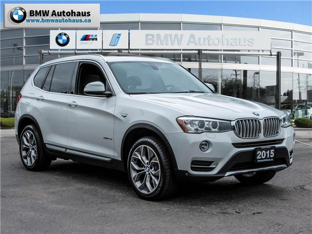 2015 BMW X3 xDrive28i (Stk: P8325) in Thornhill - Image 3 of 31