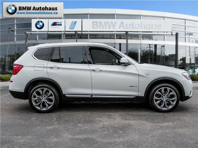 2015 BMW X3 xDrive28i (Stk: P8325) in Thornhill - Image 4 of 31