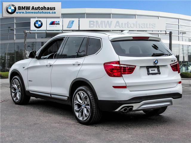 2015 BMW X3 xDrive28i (Stk: P8325) in Thornhill - Image 7 of 31