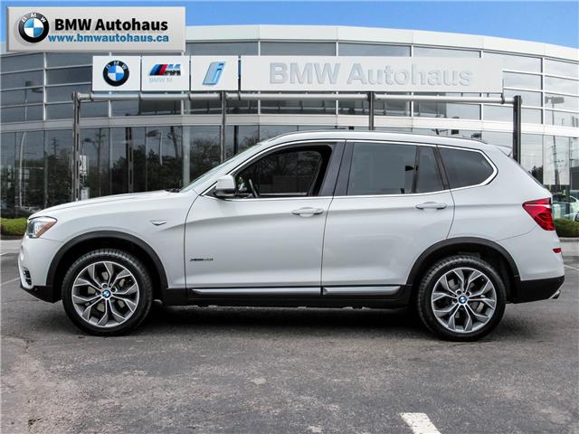 2015 BMW X3 xDrive28i (Stk: P8325) in Thornhill - Image 8 of 31