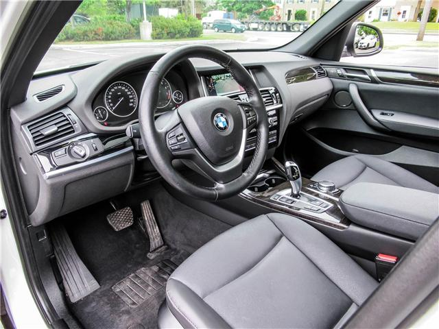 2015 BMW X3 xDrive28i (Stk: P8325) in Thornhill - Image 9 of 31