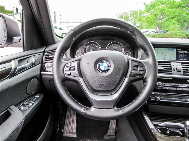 2015 BMW X3 xDrive28i (Stk: P8325) in Thornhill - Image 12 of 31