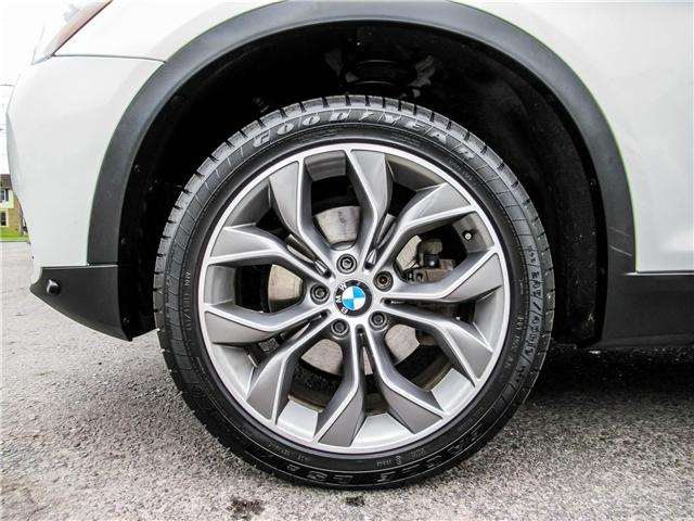 2015 BMW X3 xDrive28i (Stk: P8325) in Thornhill - Image 21 of 31
