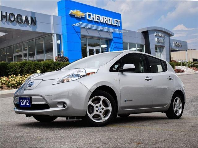 2012 Nissan LEAF  (Stk: WN020697) in Scarborough - Image 1 of 24