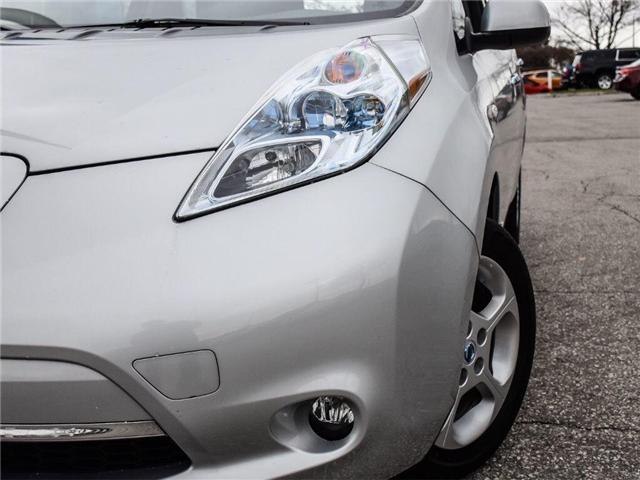 2012 Nissan LEAF  (Stk: WN020697) in Scarborough - Image 5 of 24