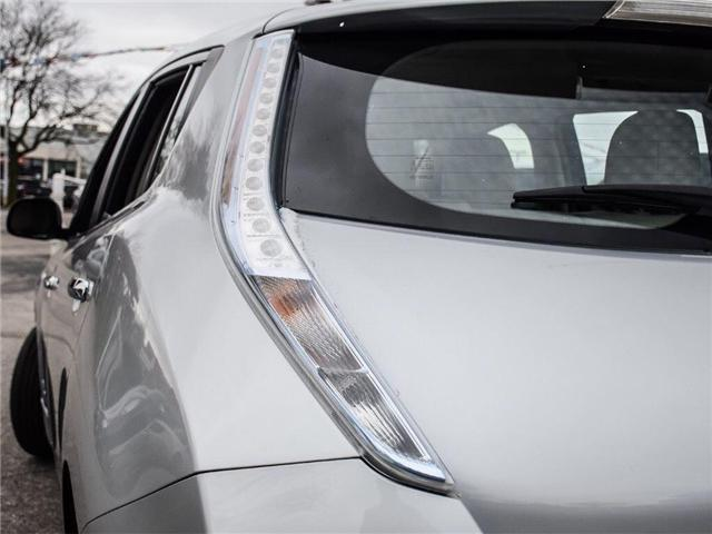 2012 Nissan LEAF  (Stk: WN020697) in Scarborough - Image 6 of 24