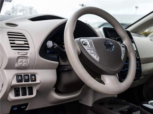 2012 Nissan LEAF  (Stk: WN020697) in Scarborough - Image 8 of 24