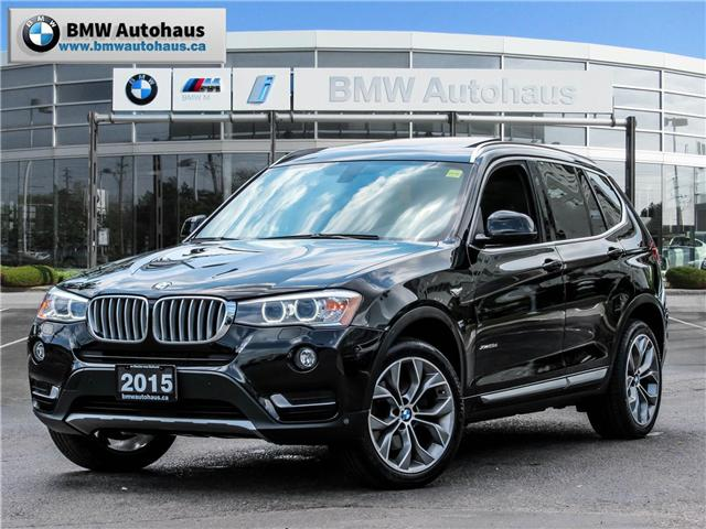 2015 BMW X3 xDrive28d (Stk: P8367) in Thornhill - Image 1 of 28