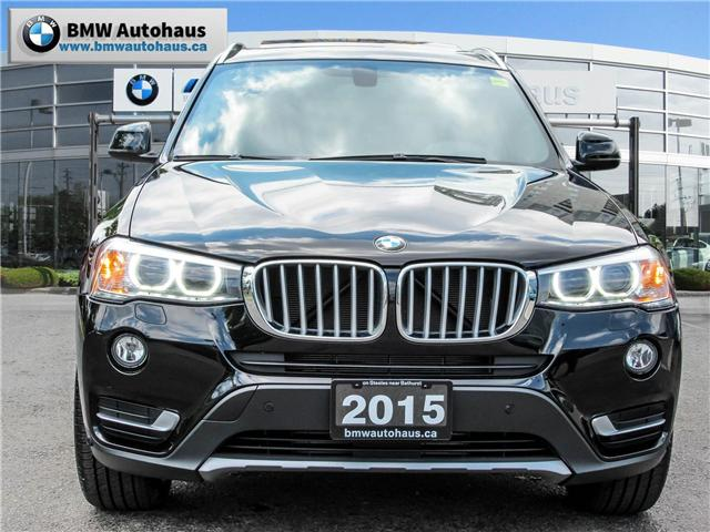 2015 BMW X3 xDrive28d (Stk: P8367) in Thornhill - Image 2 of 28
