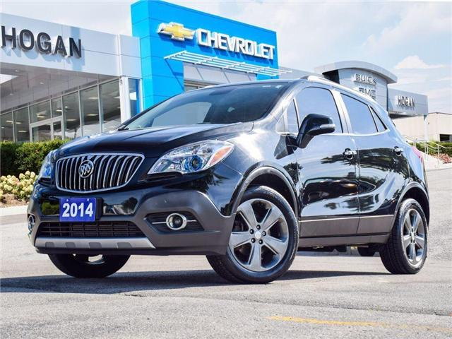2014 Buick Encore Convenience (Stk: WN697345) in Scarborough - Image 1 of 26