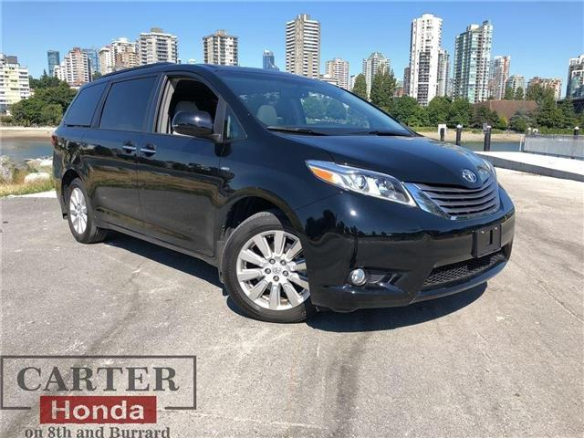 2017 Toyota Sienna  (Stk: B06400) in Vancouver - Image 1 of 29