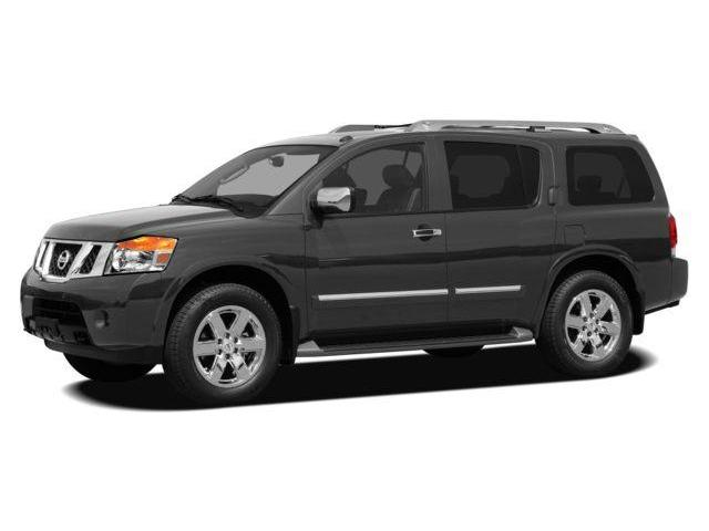 2010 Nissan Armada Platinum Edition (Stk: P0613) in Edmonton - Image 1 of 1