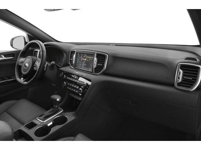2019 Kia Sportage SX Turbo (Stk: KS301DT) in Kanata - Image 9 of 9