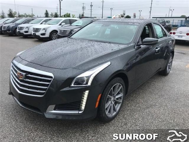 2018 Cadillac CTS 3.6L Luxury (Stk: 0179400) in Newmarket - Image 1 of 19