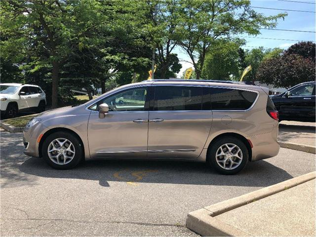 2017 Chrysler Pacifica Touring-L Plus (Stk: P9081) in Toronto - Image 2 of 23