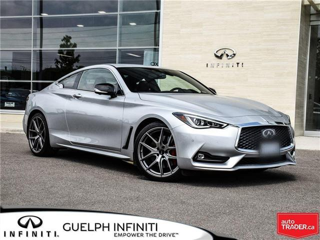 2018 Infiniti Q60 3.0t Red Sport 400 (Stk: I6590) in Guelph - Image 1 of 20