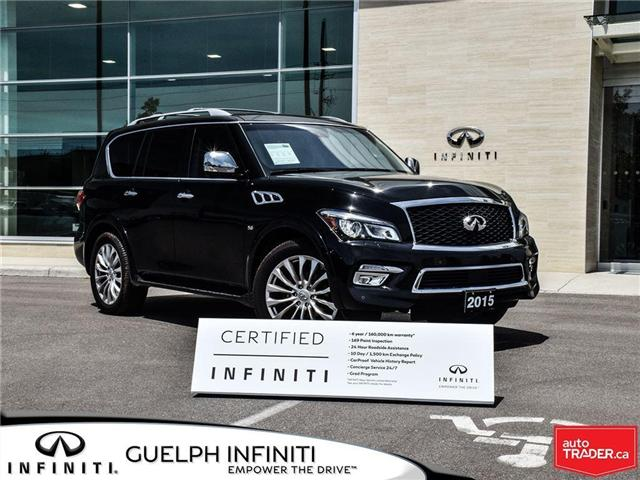 2015 Infiniti QX80  (Stk: I5831A) in Guelph - Image 1 of 25