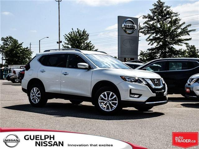 2018 Nissan Rogue  (Stk: N19167) in Guelph - Image 1 of 19