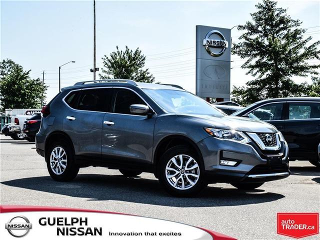 2018 Nissan Rogue  (Stk: N19140) in Guelph - Image 1 of 23