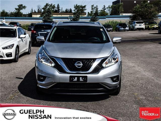 2017 Nissan Murano SL (Stk: N19514A) in Guelph - Image 2 of 22