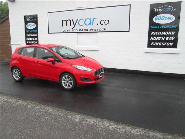 2015 Ford Fiesta SE (Stk: 180674) in Richmond - Image 2 of 13